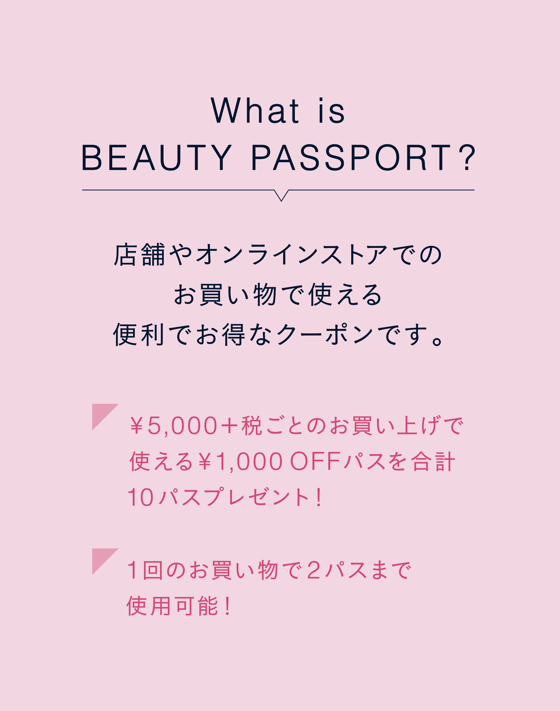 What is BEAUTY PASSPORT?