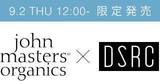 9.2 THU 12:00-  限定発売