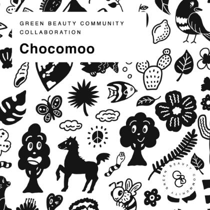 Chocomoo コラボレーション インタビューページ