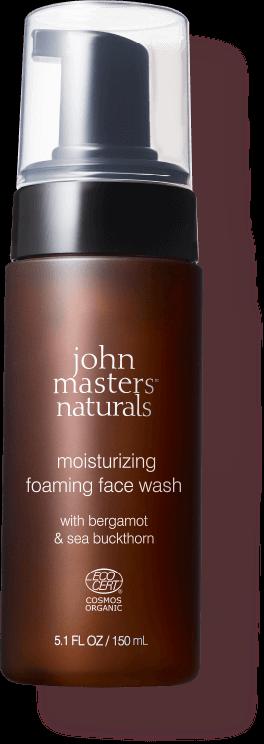 弾力泡で肌を包み込んで洗う洗顔料