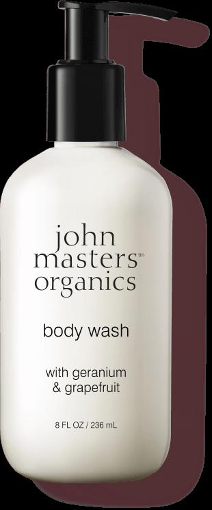 みずみずしく輝きを放つ肌に 柑橘系の香りのボディウォッシュ