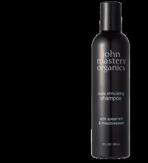 頭皮に心地よい刺激を与え、すっきり洗い上げる頭皮ケアシャンプー