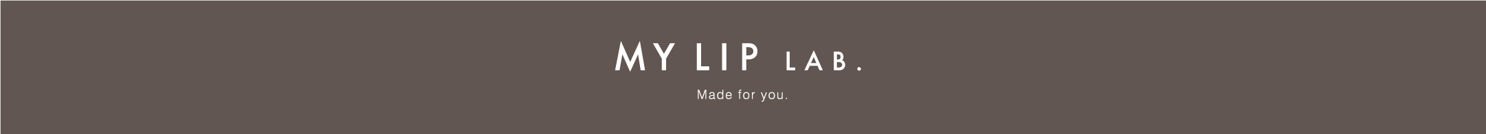 MY LIP  LAB.