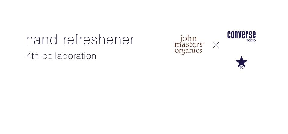 hand refreshener 4th collaboration