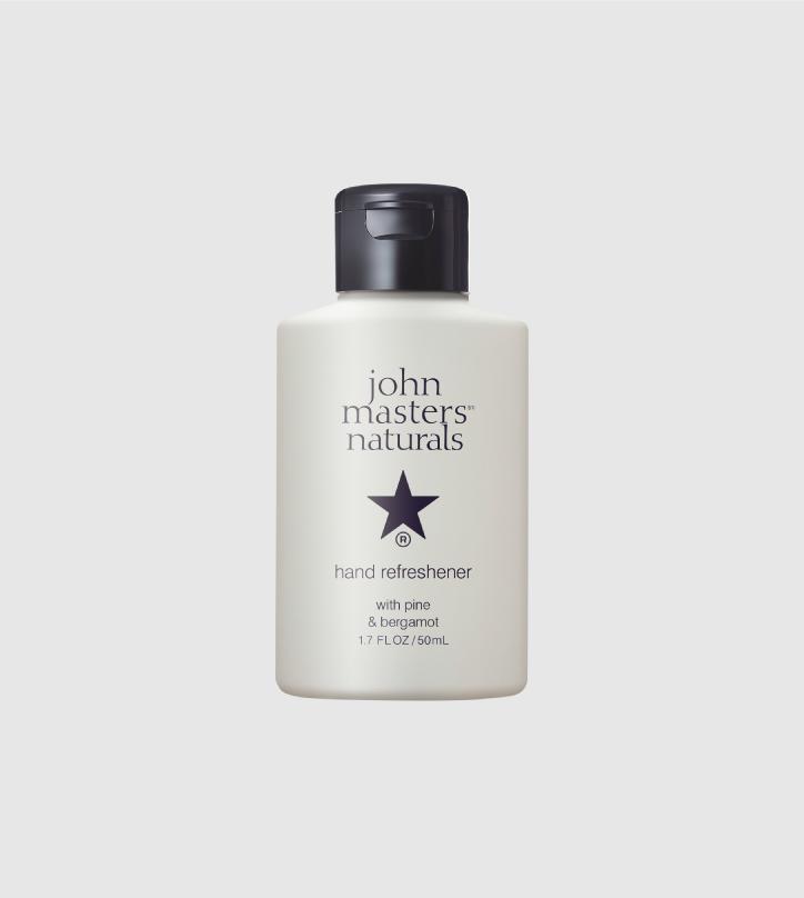 john masters organics × CONVERSE TOKYOP&B ハンドリフレッシュナー(パイン&ベルガモット)
